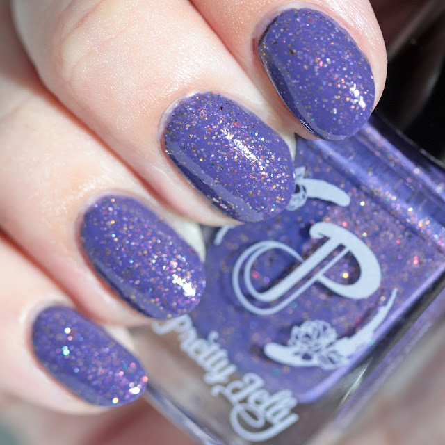 Pretty Jelly Nail Polish Dusk
