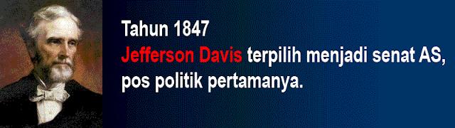 Foto Jefferson Davis 5 Desember