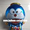 Balon Foil Karakter Doraemon Besar