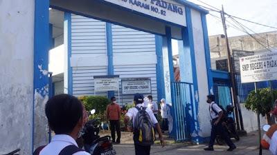 Hari Pertama Sekolah Tatap Muka di Padang, Begini Ungkapan Siswa