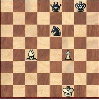 strategi catur pin dengan gajah/peluncur