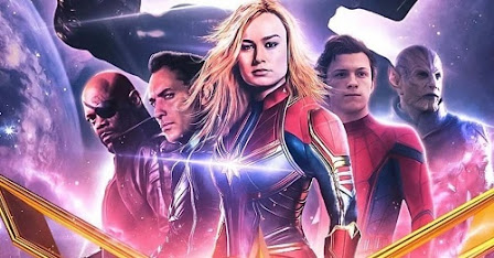 upcoming movies of marvel Captain Marvel 2
