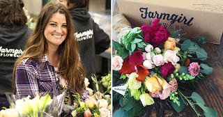 Christina Stembel, founder of Farmgirl Flowers