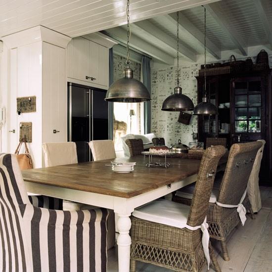 Koloni lny t l v holandskom dome living styles for Classic dutch house of 60m2