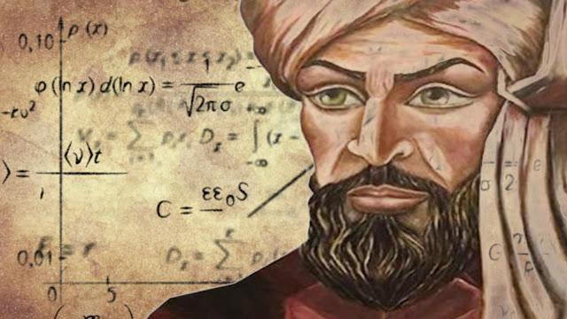 الخوارزمي،الجبر،الرياضيات،الفلك،الجغرافيا،االهند،عالم،عالن عربي