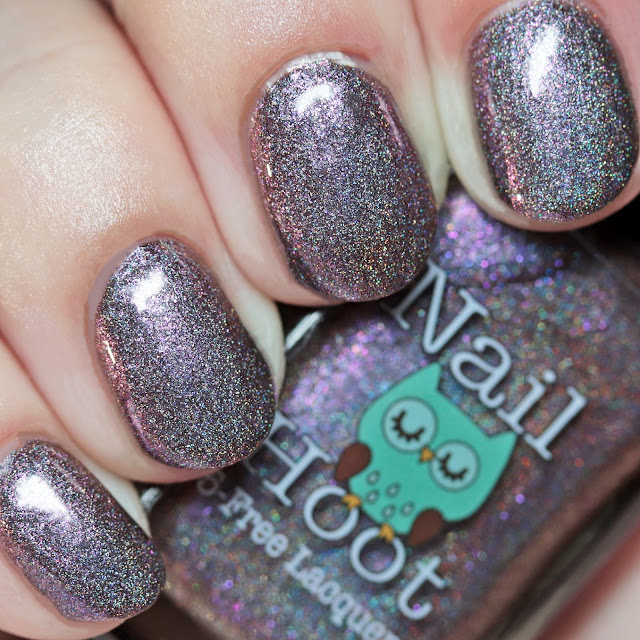 Nail Hoot Indie Lacquers Jelectro