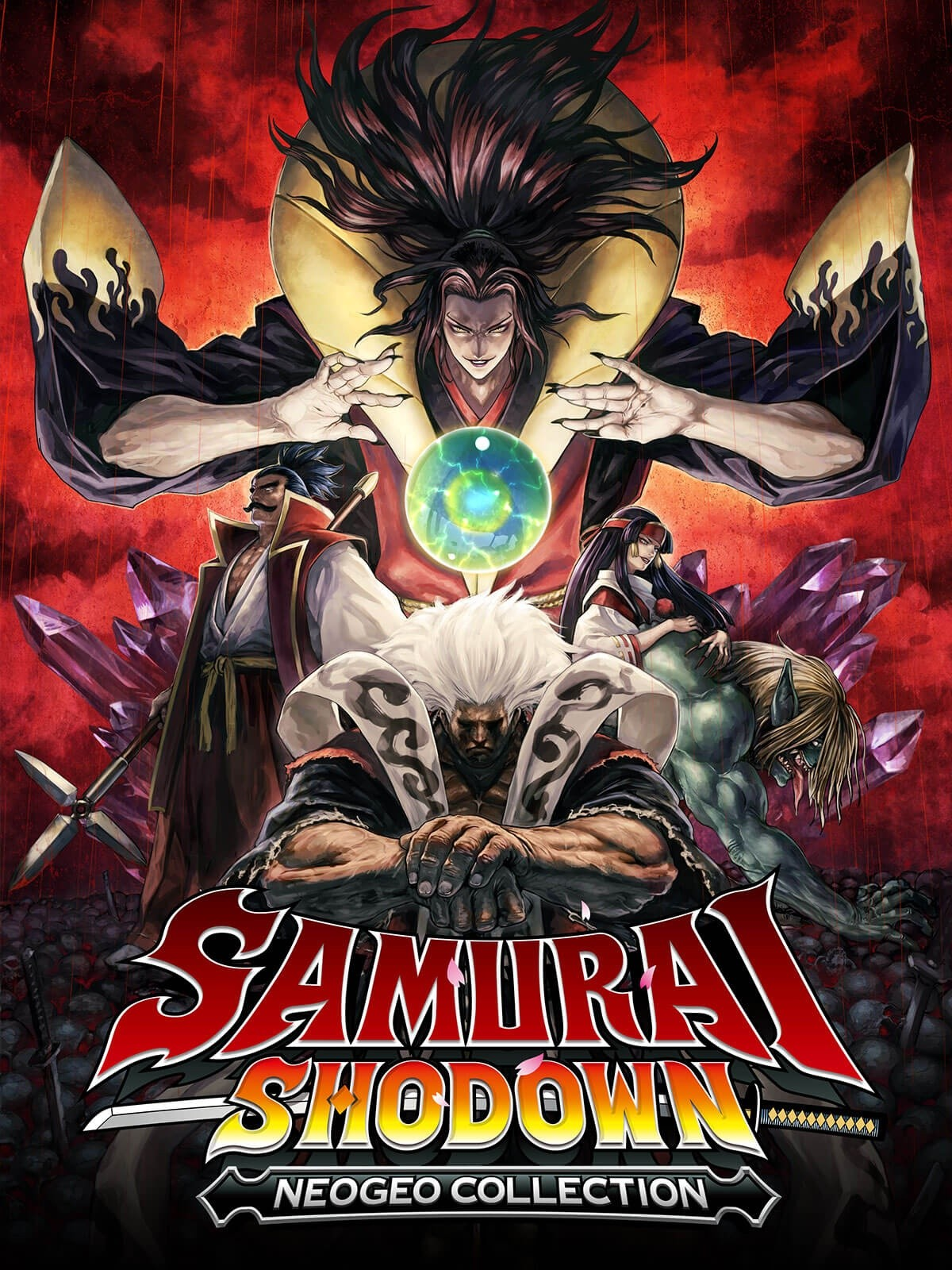Descargar Samurai Shodown NEOGEO Collection PC Cover Caratula