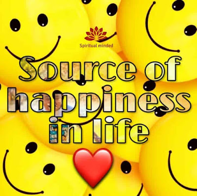 Source Of Happiness In Life