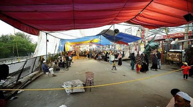 CAA - NRC विरोध का केंद्र शाहीन बाग भी अब कोरोना की हॉट स्पॉट की सूची में शामिल
