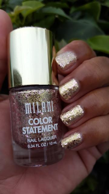 Milani 'Gilded Rocks' - www.modenmakeup.com