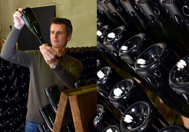 Beim Deutschen Sektpreis des Magazin Vinum sicherte sich der Riesling brut von Winzer Frank Schönleber einen ersten Platz.