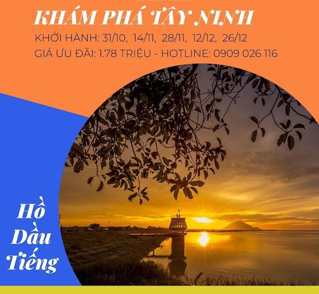 Khám phá Tây Ninh: Chinh phục ngọn núi cao nhất miền Nam