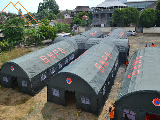 Tenda - Serbaguna - BNPB