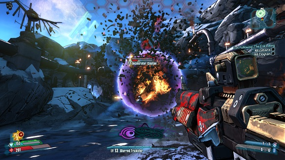 Download Game Borderlands 2 Game of The Year Edition