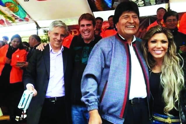 Hechos de corrupción en la gestión de Evo Morales causaron despilfarro de 340.000 millones de dólares
