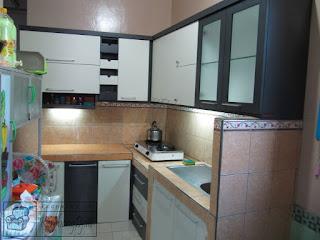 Kitchen Set 2 Meter + Furniture Semarang