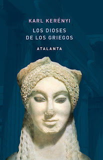 Los dioses de los griegos, de Kerényi