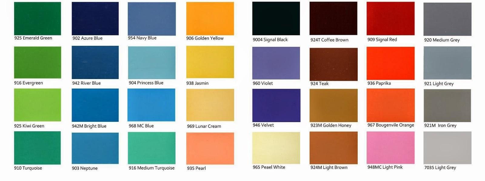 Tips memilih warna cat rumah bagus dan minimalis - Tips Memilih Warna Cat Rumah Bagus Dan Minimalis 46