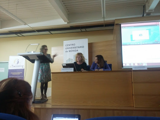 An etwinning conference