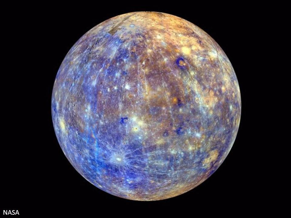 كوكب عُطارِد (Mercury)