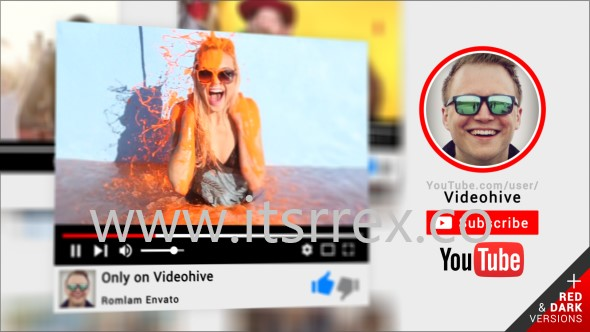Download Videohive – Fast YouTube Promo
