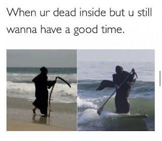 Halloween Mood Meme by @lilibiachi on Instagram