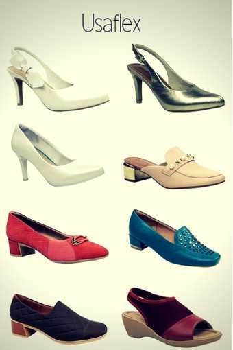 Marca de Calçados Confortáveis Femininos Usaflex