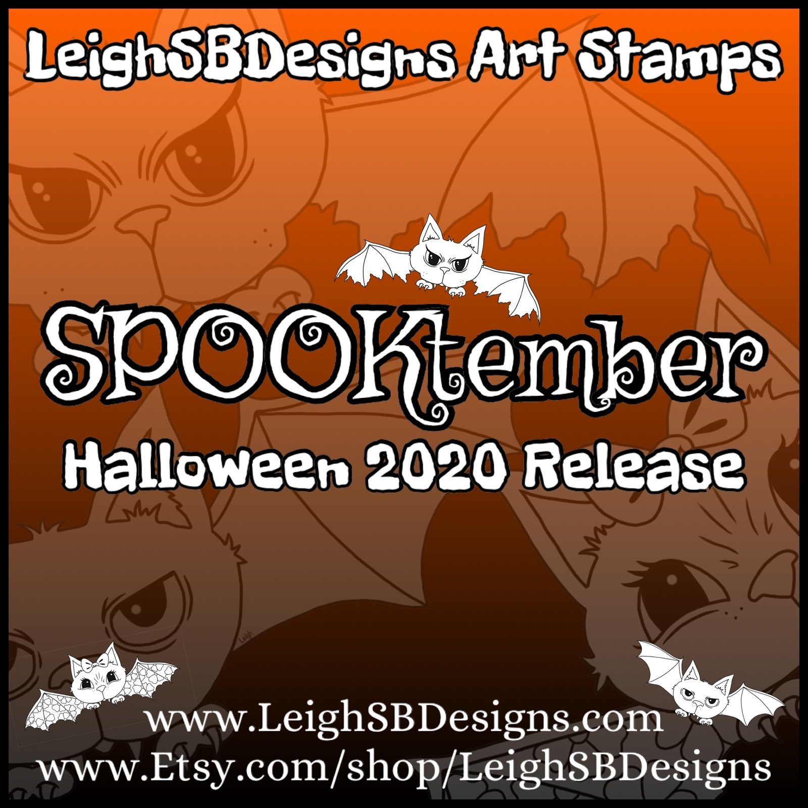🎃 SPOOKtember 2020 Collection 🎃