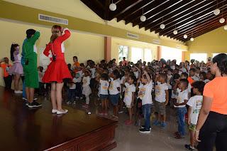 Culmina con éxito Campamento y programa Veranito INDOTEL 2019