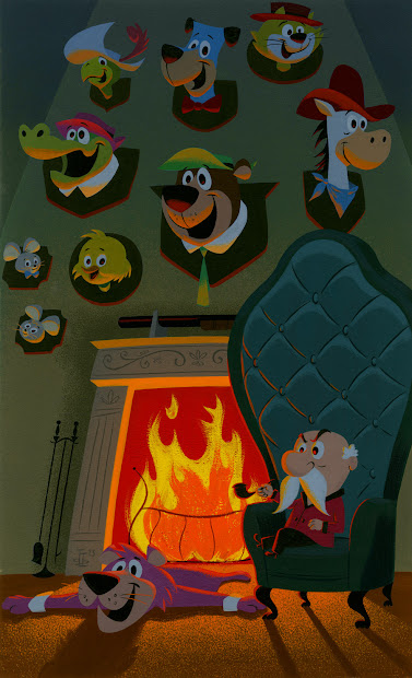 Pumml Hanna Barbera Show Van Eaton