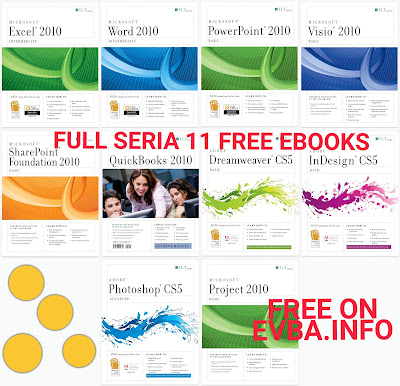 EVBA FULL SERIA 11 FREE EBOOKS IN 1-INTERMEDIATE, STUDENT MANUAL 2020