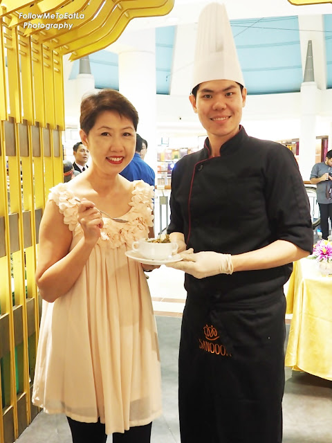 My Favourite Thai Chef Chatree Of Chakri Palace
