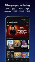 Disney Hotstar mod apk Screenshot - 2