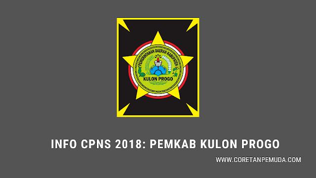 Pengumuman Hasil SKD Pemkab Kulon Progo CPNS 2018 - BKPP Kulon Progo