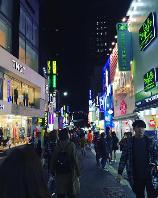 Let's go to Korea #1 : Myeong-Dong ~ Le Temple du shopping à Séoul ~