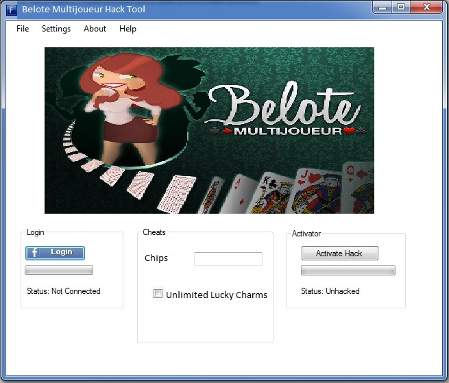belote multijoueur hack tool
