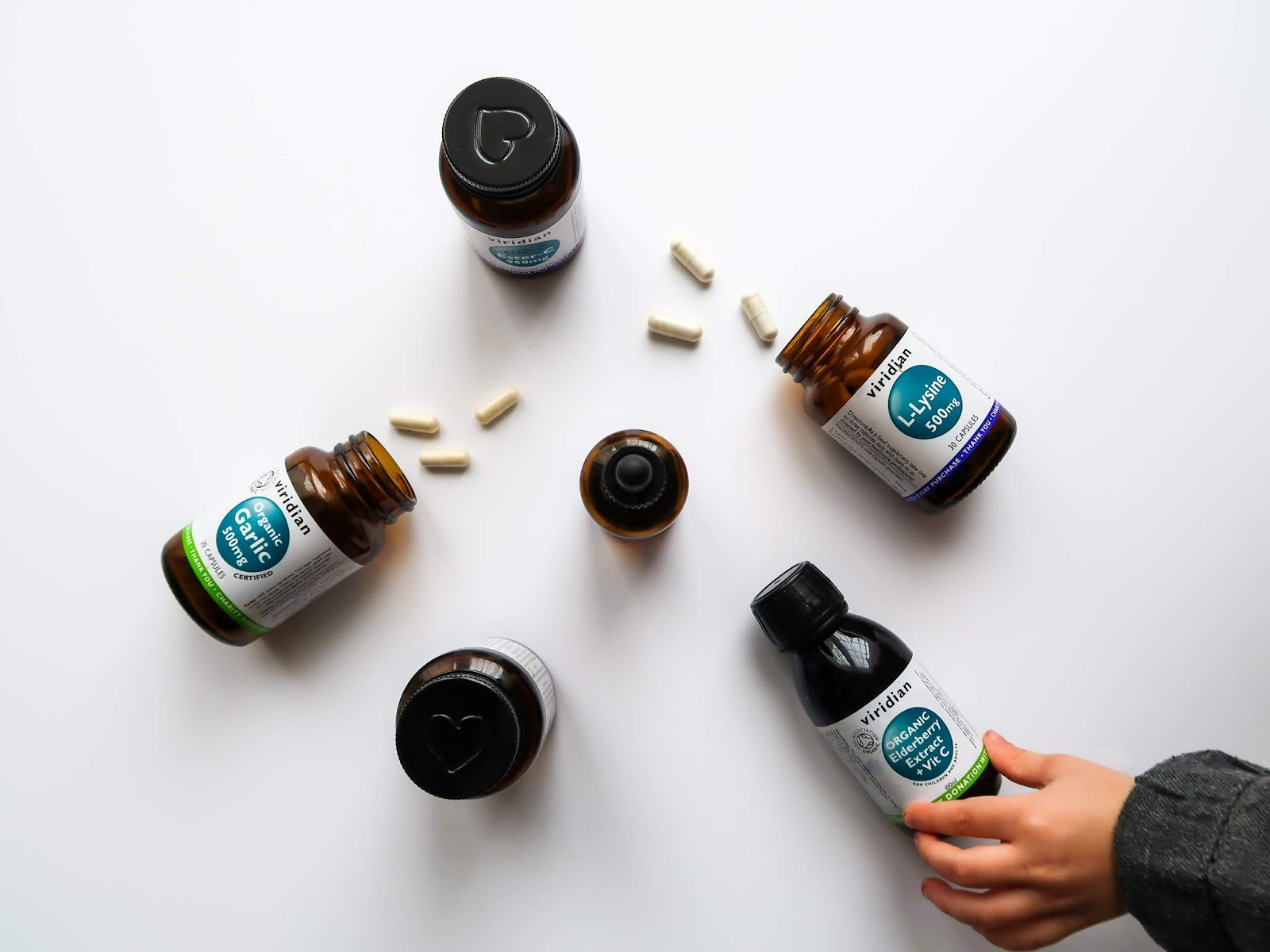 Immune boosting supplements|Viridian