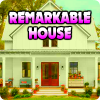 AVMGames Remarkable House Escape