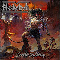 """Το βίντεο των Blackslash για το τραγούδι """"Rock 'n' Roll"""" από τον δίσκο """"Sinister Lightning"""""""