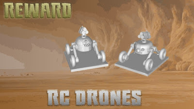 RC Drones STL