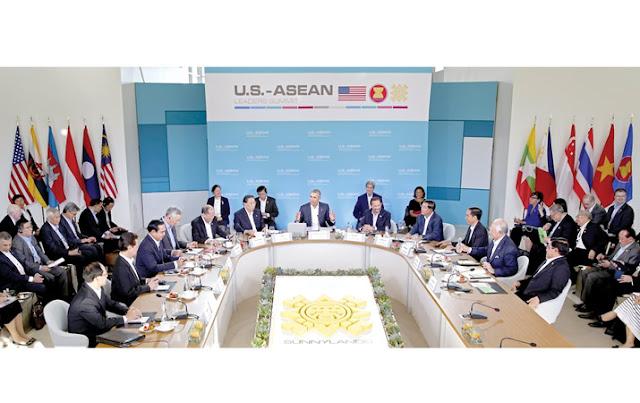 Merapatnya AS ke ASEAN dan Resiko Bencana Sosial di Negeri Muslim