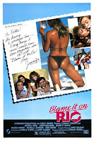 Blame It On Rio 1984 movie poster