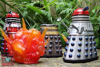 Custom Destroyed Dalek 20