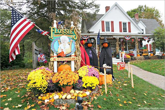 Eventos de Otoño con Calabazas en Jackson, New Hampshire