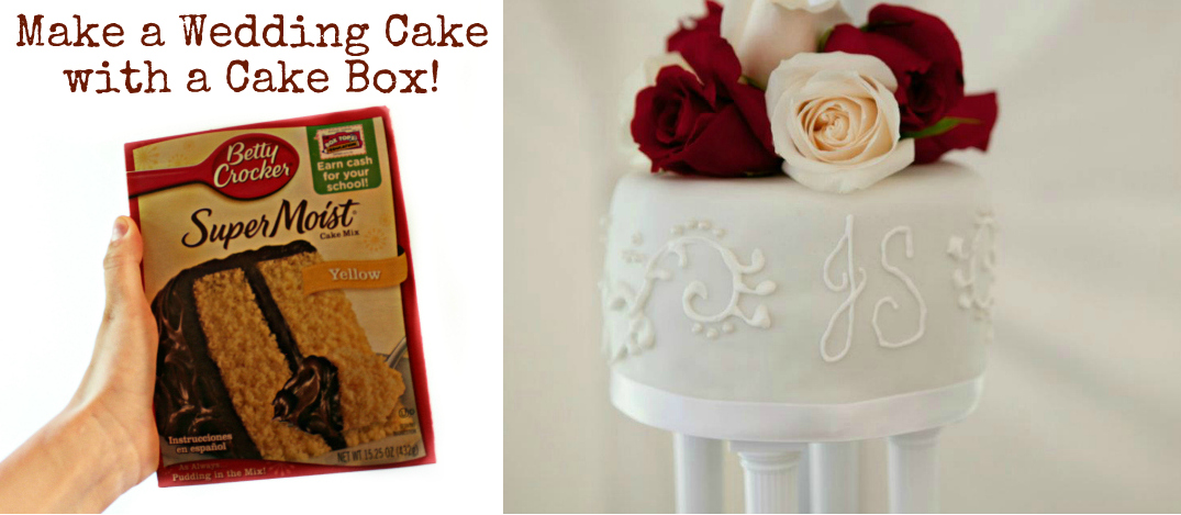 wedding cake recipe from box mix how to bake a wedding cake using a cake box mix part 1 23605