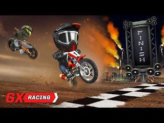 GX Racing Mod Apk Unlimited Money