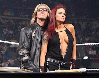 Foto Edge diduga berkencan dengan Lita