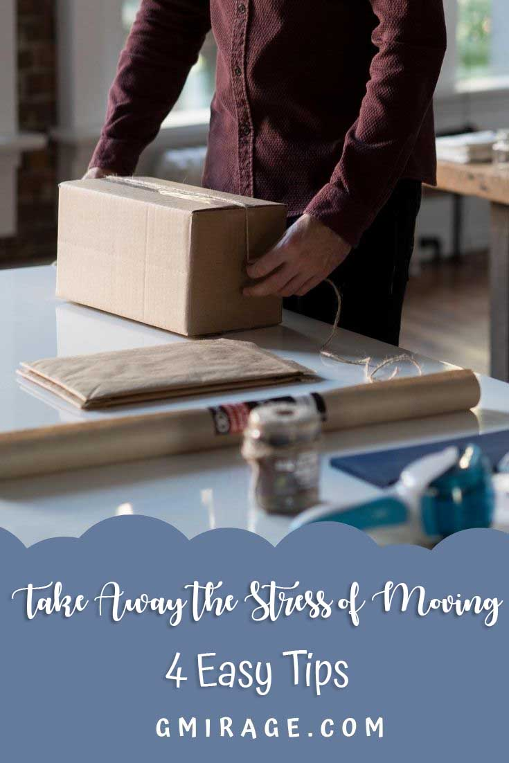 Take Away the Stress of Moving
