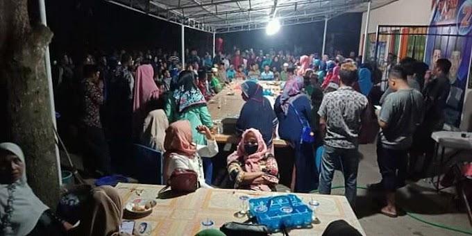 SYAFAAD Tunda Ke Ambalawi Ratusan Warga Madapangga Ke Rumah Ady