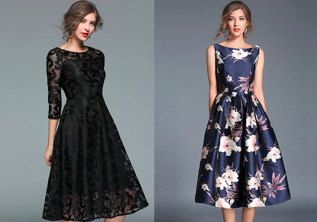 latest fashion dresses for girls